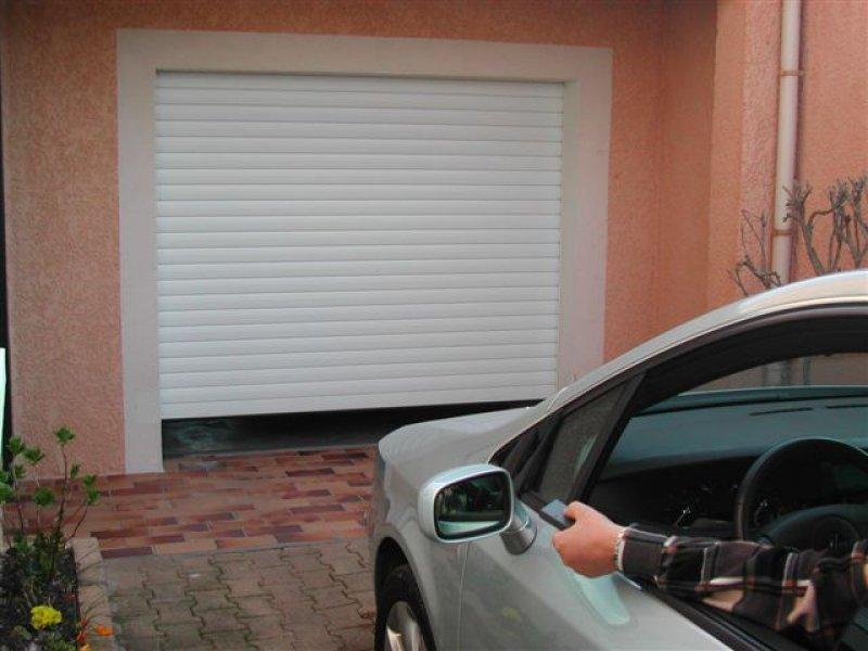 Fif for Volet roulant metallique garage